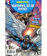 EARTH 2: WORLD'S END #3 (DC Comics) NM! - $1.00