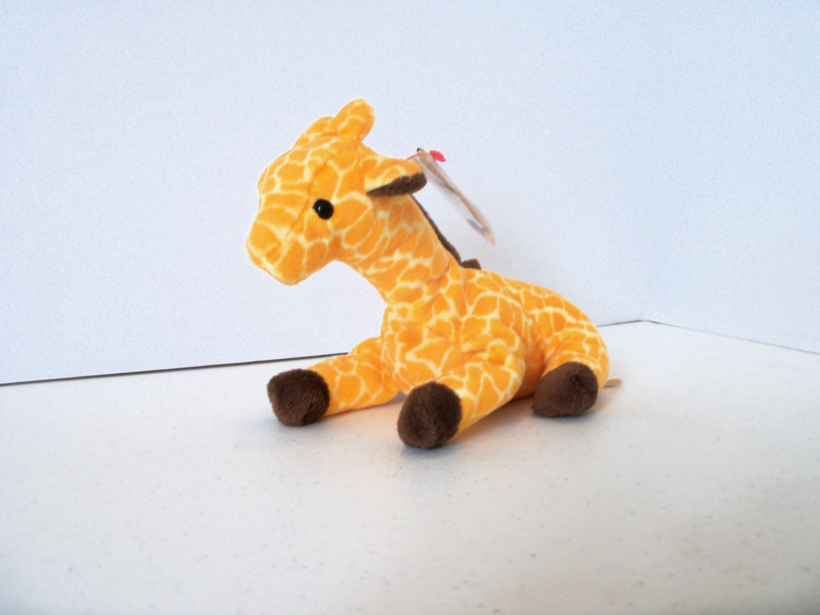 e6a49609037 Ty Beanie Baby Twigs the Giraffe MWMT 1995 and similar items. 101 3071