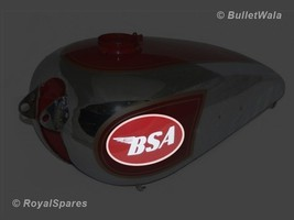 Bsa Decal Sticker Motorcycle Bike Gas Tank Size 5 Inch For All Bsa Motorcycles - $17.11