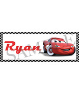 Disney Cars Waterproof Stickers - 10 Per Order - $5.69
