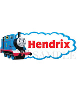 Thomas the Train Stickers - Personalized & Waterproof (10 Per Order) - $5.99