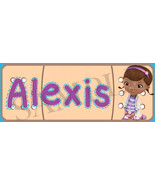 Doc McStuffins Stickers | Personalized | Waterproof | 10 Stickers in Eac... - $5.99