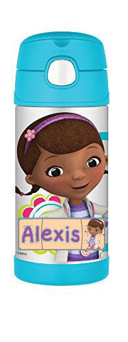 Doc McStuffins Stickers | Personalized | Waterproof | 10 Stickers in Each Order