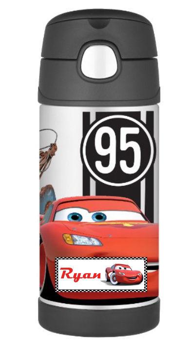 Disney Cars Waterproof Stickers - 10 Per Order