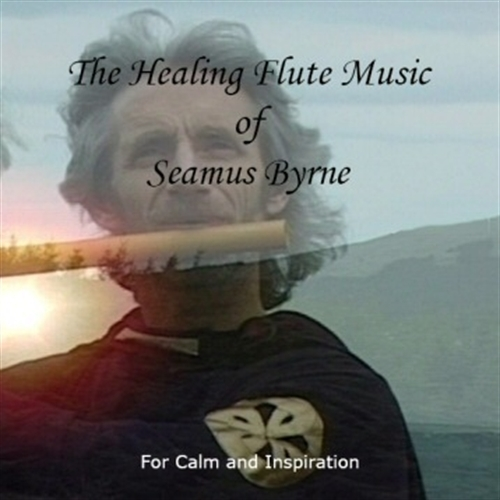 Healing flute music  cd   by brother seamus