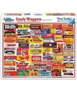 Candy Wrappers...Artist: Charlie Girard (used 1000 PC Puzzle) - $12.00