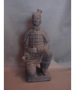 Chinese Terra Cotta Warrior Replica Sculpture 9... - $9.95