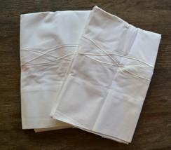 SFERRA Cade White / White Queen Sheet Set - Egyptian Cotton - $400.00