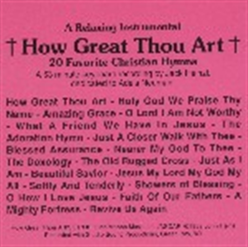 How great thou art  20 favorite  by jack heinzl