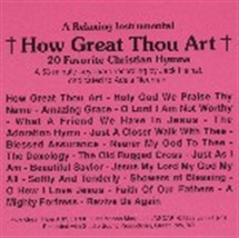 HOW GREAT THOU ART (20 FAVORITE) by Jack Heinzl