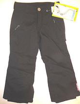 Burton Sweetart Cargo Pants Girls Snowboard Ski Waterproof Insulated Bla... - $84.23