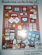 Graph-It Arts Bordering on the Edge of.. Book 4 Cross Stitch Patterns - $3.99