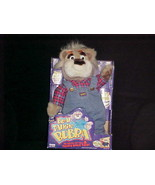 """17"""" Real Talking Bubba Bear Plush Toy With Box 1997 By Tyco Very Nice - $93.49"""