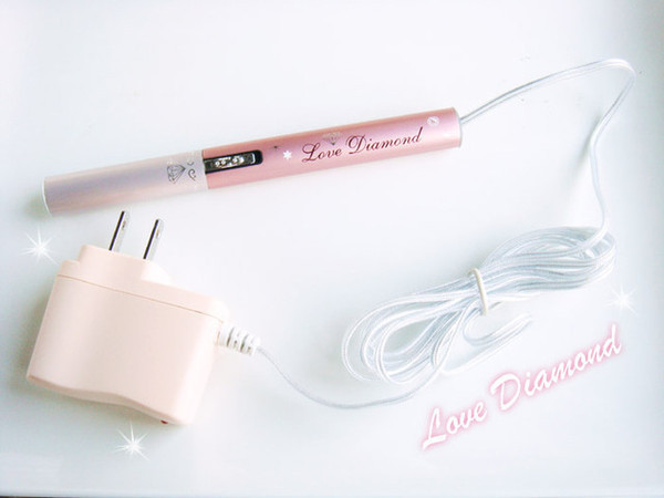 Authentic Love Diamond Heated Electric Eyelash Lash Curler Asia #1 Selling Power