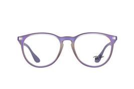 Ray Ban RB 7046 5486 Violet Purple Eyeglasses Frames 51mm - $33.64