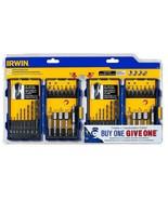 Irwin 1853418 20 Piece Drill & Drive Set (Bonus 1 Included) - $33.66