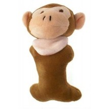 Babies rattle soft monkey design - rattles and squeaks - $10.43