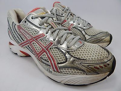 Asics GT 2150 Women's Running Shoes Size US 7.5 M (B) EU 39 White Silver T054N