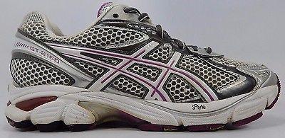 Asics GT 2160 Women's Running Shoes Size US 7.5 M (B) EU 39 Silver T154N