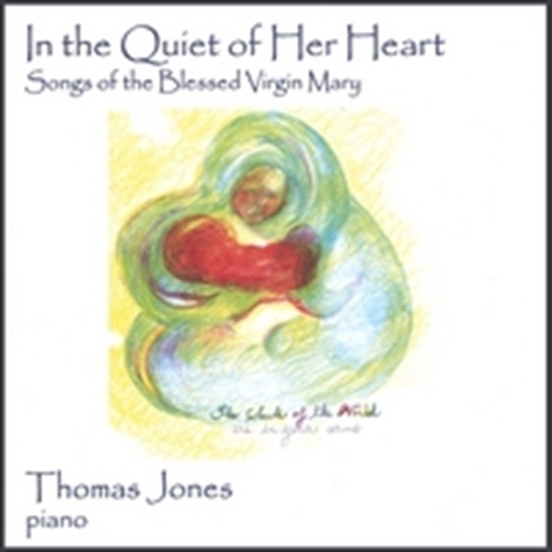 In the quiet of her heart   piano by thomas jones