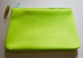 """NEW Victoria's Secret Beach Bag in Neon- Size:11""""L x 7½""""W - $19.00"""