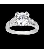 1,75 carats de diamants bague de fiançailles so... - $3,902.37