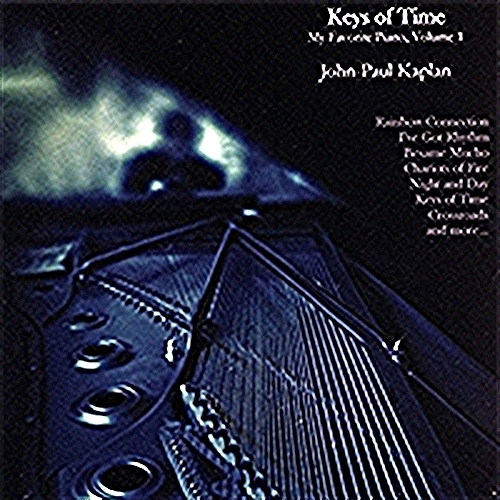 Keys of our times  piano  by john paul kaplan