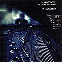 KEYS OF OUR TIMES (PIANO) by John Paul Kaplan