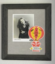 """""""LeANN RIMES"""" 8 X 10 FRAMED & MATTED PHOTOGRAPH AND AUTOGRAPH (4069) - $49.88"""