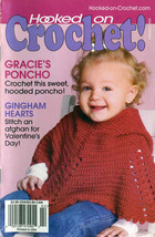 Hooked on Crochet! patterns #115; February 2006 - $4.50