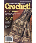Hooked on Crochet! patterns #107; October 2004 - $4.50