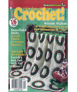 Hooked on Crochet! patterns #84; December 2000 - $4.50