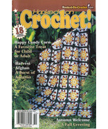 Hooked on Crochet! patterns #83; October 2000 - $4.50