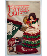 Annie's Quick & Easy Pattern Club patterns #84;... - $4.50