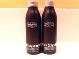 L'Oreal Professionnel  Homme Densite Magnesium+Polyform Shampoo 8.45 oz. x2** - $26.94