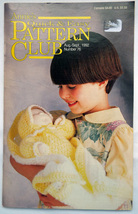 Annie's Quick & Easy Pattern Club patterns #76; August/September 1992 - $3.50
