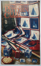 Annie's Quick & Easy Pattern Club patterns #90; December 1994 - January ... - $4.50