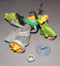 1989 Teenage Mutant Ninja Turtles Turtlecycle by Playmates Toys - $40.00