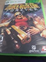 MicroSoft XBox 360 Duke Nukem: Forever image 1