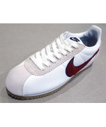 Nike Wmns Classic Cortez PREM White/Red 905614-103 Womens Sneakers Trainers - $118.00