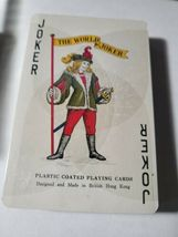 Washington D.C. Souvenir Made in British Hong Kong Deck of Playing Cards   (#18) image 3