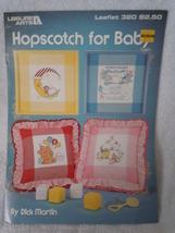 Leisure Arts Hopscotch For Baby Leaflet - $3.99