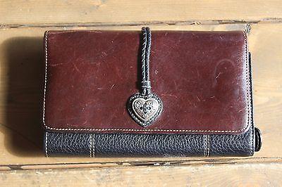 Authentic Barley Used Brighton Wallet