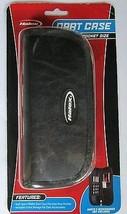 HALEX Deluxe soft dart case Pocket Size Black Nylon Zippered for darts - $9.93