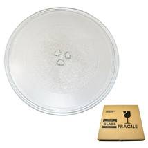 HQRP 12-3/4 inch Glass Turntable Tray for Kenmore 507049 2263672 Microwave Plate - $25.95