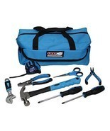 Childrens Tool Set Real Tools Kids Fits Smaller Hands 6 Piece Kit with B... - $73.95 CAD