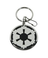 Star Wars Empire Logo Enamel & Metal Key Chain Keychain Zipper Pull - $8.95