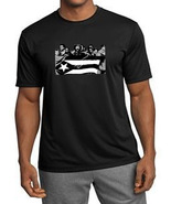 Puerto rican young lords black t shirt thumbtall
