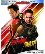 Ant-Man and the Wasp (Blu-ray + Digital, 2018) - $24.95