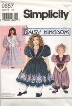 Daisy Kingdom Romper and Dress Size 3-5  - $6.25